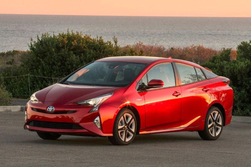 美国最畅销的5款二手混合动力车和电动车