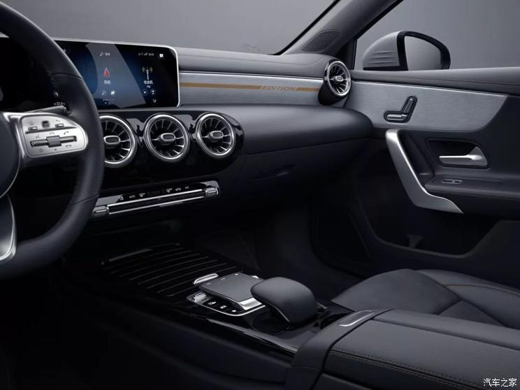 北京奔驰 奔驰A级 2018款 A 200 L 运动轿车先行特别版