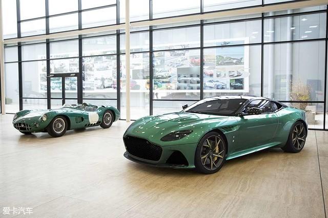 纪念胜利阿斯顿·马丁打造DBS59新车型_快乐十分