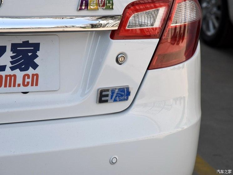 江淮汽车 江淮iEV 2017款 iEV4 豪华型