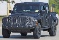 Jeep皮卡定名Gladiator 洛杉矶车展发布