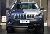 全新Jeep自由光亚洲首秀 Trailhawk也搭2.0T发动机