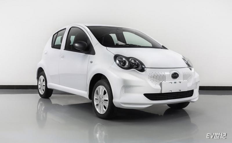 比亚迪F0将推纯电动版车型新车或将命名e1