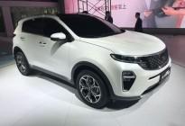 2018广州车展探馆:新款起亚KX5实车