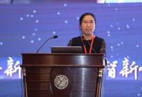 2018年新能源汽车智新峰会 上海电驱动股份有限公司技术中心副主任张琴发表演讲
