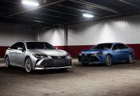 新势力来袭 一汽丰田亚洲龙正式发布