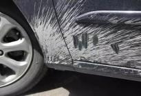 为什么现在汽车不带挡泥板?说出来你可能不信