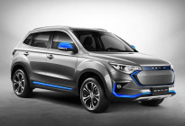 补贴前售17.98万元 森雅R7 EV400正式上市