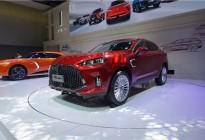 WEY P8 GT车型正式发布,VV5终结版预售13.50万