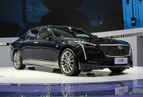 全新动力 新款凯迪拉克CT6将11月30日上市