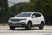 10月份销量垫底的6款SUV,月销量仅为个位数,谁买佩服谁!