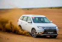 大排量进口发动机,合资四驱SUV,欧蓝德与CX-4,18万起