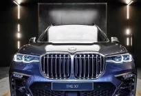 宝马X5还买不起,X7就来了,冲着奔驰GLS就是干!