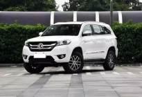 这款国产SUV使用非承载式车身,搭配四驱系统,12万就能入手