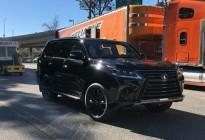 2018洛杉矶车展探馆:LX Inspiration
