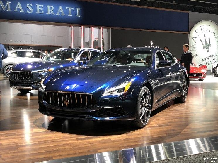 2018洛杉矶车展:新款玛莎拉蒂总裁亮相_腾讯分分彩平台291260