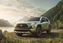 美国月销3万辆的丰田SUV新款来了,外观霸气,一身黑科技!