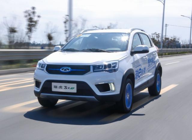 选车 奇瑞 瑞虎3xe 文章 新能源车补贴大限将近 买车就买保价款  政策