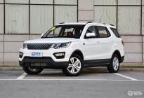 售7.69万元/丰富用户选择 长安汽车CX70新车型上市