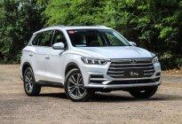 宋Pro燃油版车型上市在即 具体配置情况公布
