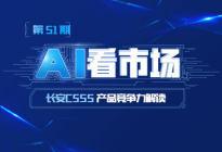 AI看市场|数据解读长安CS55产品竞争力