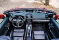 公路上的作曲家,试驾保时捷718 Boxster S