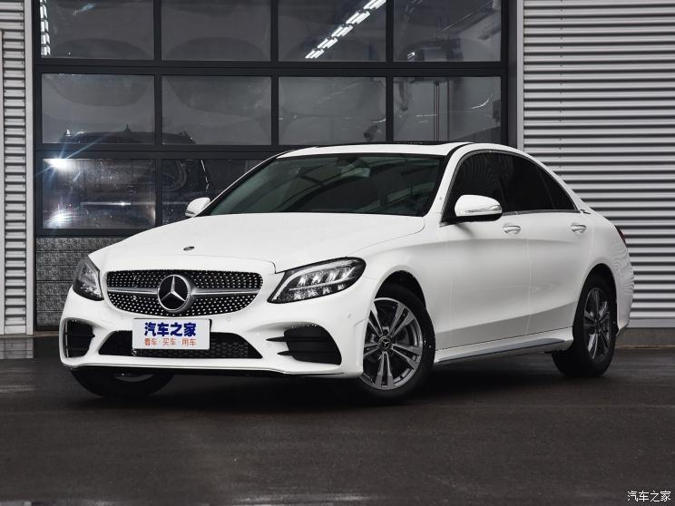 _售30.78-31.58万 新款奔驰c 200 l上市