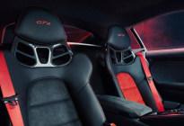 保时捷718 Cayman GT4新车型官图发布