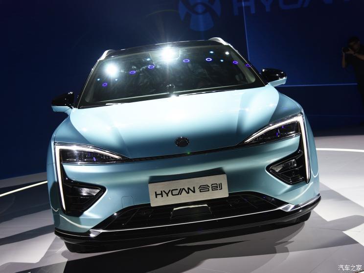 广汽蔚来 HYCAN 007 2020款 TOP版