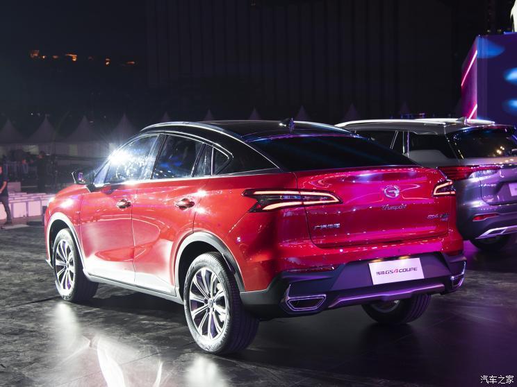 广汽乘用车 传祺GS4 2020款 Coupe 基本型