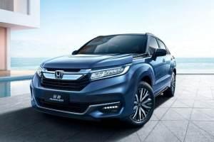 22万起售的大5座SUV,广汽本田新款冠道哪款值得买?