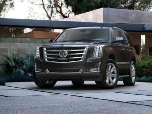 """霸气奢华有气场,4款全尺寸SUV除了大还是大,""""壕""""全部都要"""