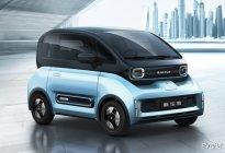 这才是未来电动汽车应有的样子,新宝骏E300官图曝光