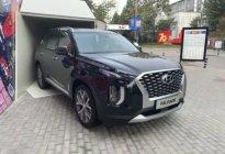 或成同价位唯一进口车型 全新现代帕里斯帝将引入国内市场