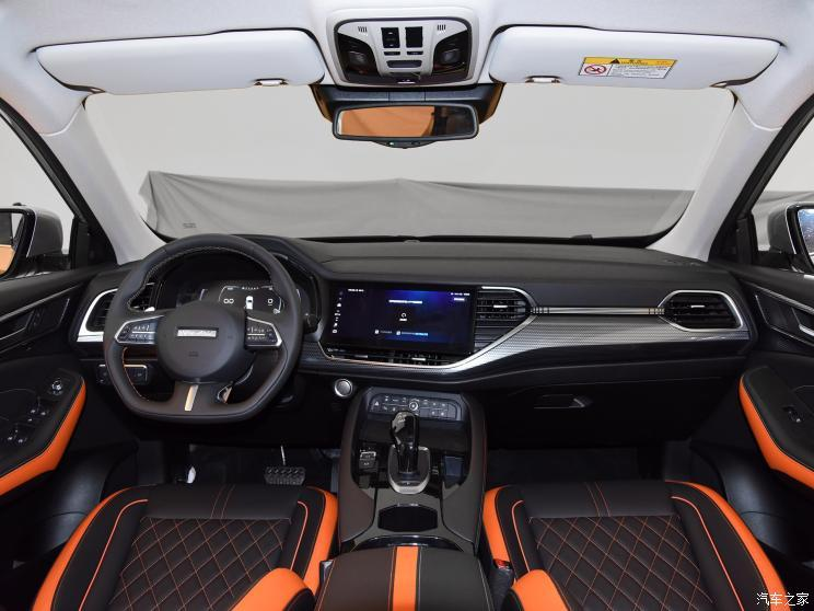 长城汽车 哈弗F7x 2021款 基本型