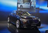 主打年轻科技、重新定义旗舰座驾 全新一代奔驰S级正式首发