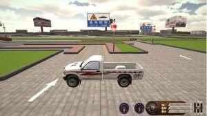 货车—模拟高速行驶