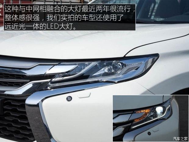 三菱(进口) 帕杰罗·劲畅(进口) 2016款 基本型