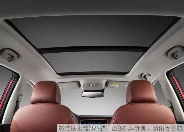 新车搭载YunOS for Car系统,大量荣威RX5内饰图曝光