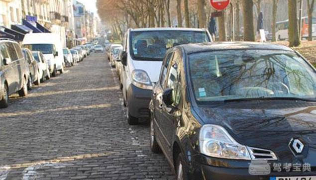 这些停车禁忌看看你有没有插图(3)