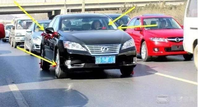 为什么老司机也要避让绑着红布条的新车?插图(2)