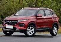 6万级自主精品SUV推荐,年底买车的看过来!