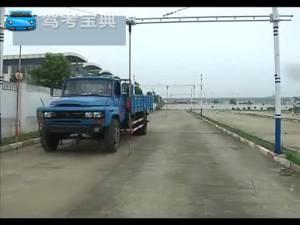 货车—限速通过限宽门