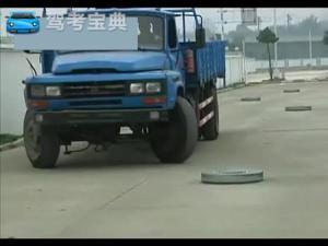 货车—通过连续障碍