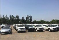 港口趣闻 那些只有在天津港才有机会见到的车(上)