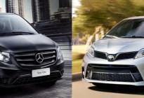 风格迥异的MPV 塞纳和威霆怎么选?