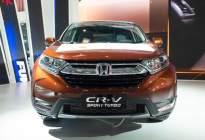 东风Honda携全车系亮相重庆车展 全新一代CR-V是亮点