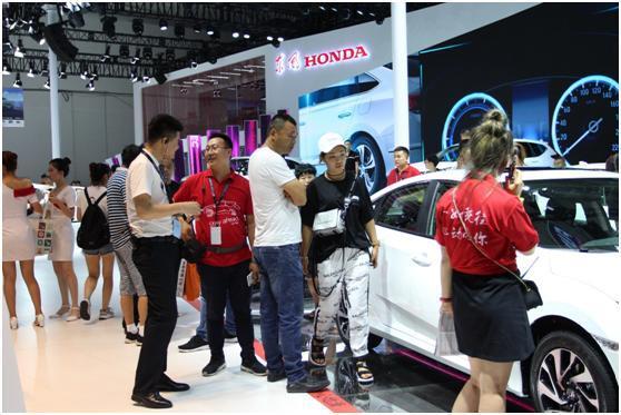 CR-V领衔,正大风Honda携全系车型表态长春天车展