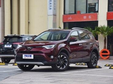 一汽丰田 RAV4荣放 2016款 2.5L 自动四驱尊贵版