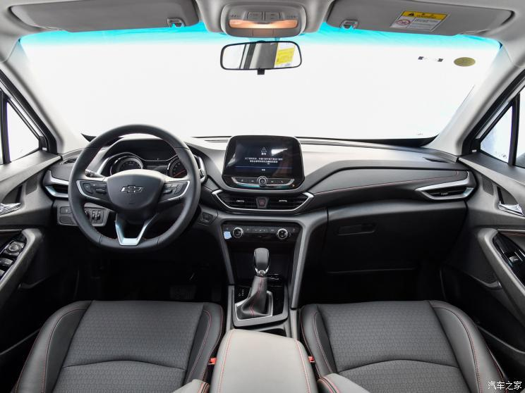 上汽通用雪佛兰 沃兰多 2018款 Redline 530T 自动纵享版(5+2款)